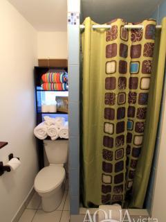 Corner Suite Bathroom