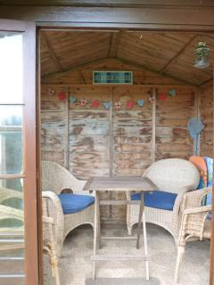 Summer house - ideal for Spring and Autumn breaks