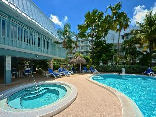 Beachfront Breeze - Ocean Views! Breathtaking Condo w/ Pool & Hot Tub.