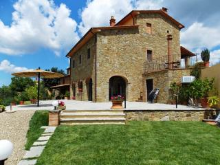 5 bedroom Villa in Civitella val di Chiana, Cortona and surroundings, Tuscany, Civitella in Val di Chiana
