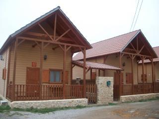 Se alquilan bungalows de madera