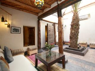 Riad Petit Palais de Marrakech - Sahara-style renovated private riad rental, Marrakesch