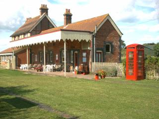 Whitwell Station Bluebell and Primrose Cottages