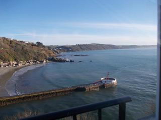 /Westcliff/Looe - like a balcony over the ocean