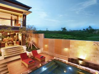 Lea, Luxury 3 Bedroom Villa Rice Fields View Tanah Lot