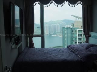 Upscale Penthouse Executive Seaview Room, Hong Kong