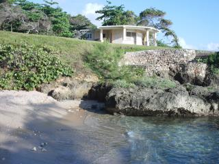 Dream Maker. Private beach paradise in Jamaica.