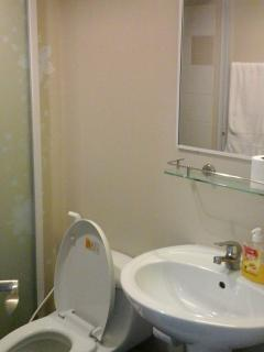 Toilet and bathroom #2