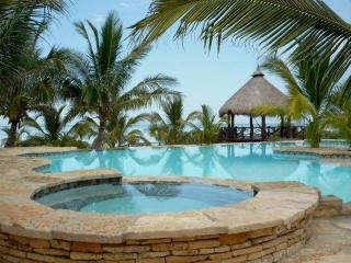 Beachfront Villa for Rent, Telchac Puerto