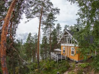 Luxury rental cottage at Lake Saimaa in Savonlinna