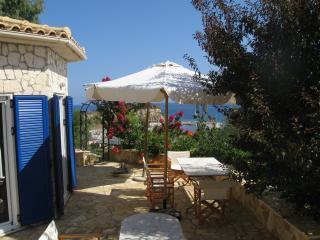 largeseating & veranda areas around the villa