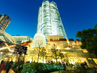 Best Location Roppongi Hills