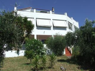 Country Villa overlooking the Ionian Sea-Sleeps 11, Kakovatos