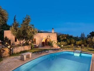 Villa Aloni,Crete,Greece