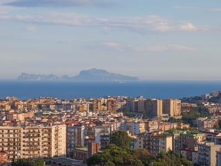 Naples penthouse for holiday rent gorgeous view