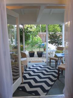 SuiteOaks-Veranda Cottage 1 BR 1 BA Petaluma