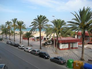 Apartamento Puerto Sagunto primera línea playa