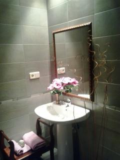 Baño privado del dormitorio principal