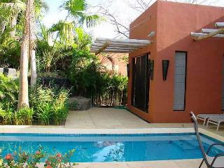 Nice private home- full kitchen, cable, BBQ, a/c, private pool