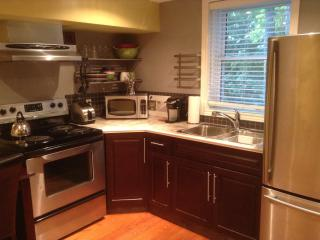 Fully equipped kitchen - everything you`ll need to fix a snack or a full course meal