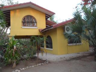 Casa Amarilla is a charming 3 bedroom, 2 bath home, Playa Grande