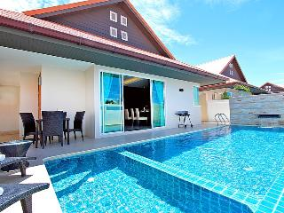La Ville Grande Pool Villa A08 3Bed inc. breakfast, Pattaya