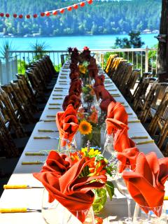Summer Wedding Table