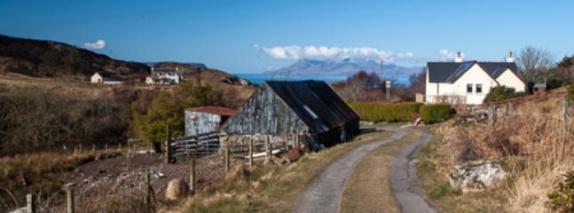 Ard-choille set in beautiful landscape