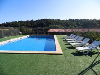 Un pequeño paraíso rural en el centro de Cataluña., Vallferosa