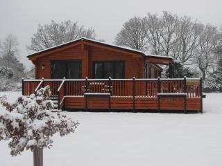 Alderwood Lodges, Hawthorns lodge