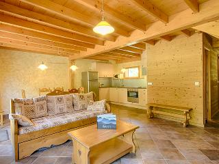 Rental Gite Le Moulin 'Lanchette' wtih Spa in Savoie Alps