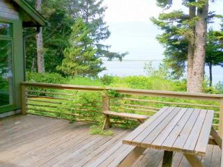 Private Cottage right on Netarts Bay!