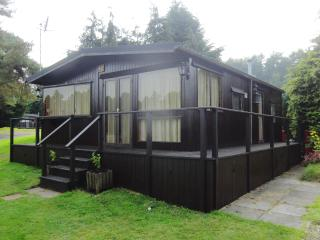 Holiday Cabin, Caer Beris, Builth Wells, Wales