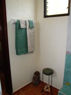 Casa del Sol - Upper Unit Bathroom