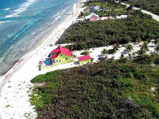 Parrot-ise 4BR Oceanfront, Grand Cayman