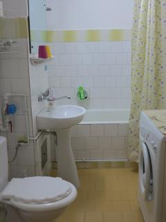 Bathroom Carolina Apartments