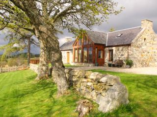 Tombain Cottage, Cairngorm National Park.