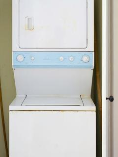 private laundry machine