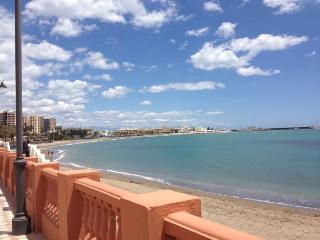Beachfront Apartment Benalmadena for Holiday Rent