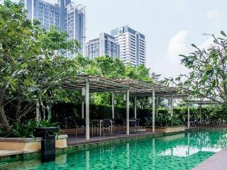 Bangkok City River @BTS Krungthon buri