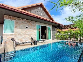 The Ville Grande Pool Villa - 3Bedrooms (A25), Pattaya