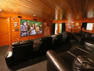 Phenomenal Home Theater, Games Galore With Wii, Xbox, Sleeps 27, Dogs OK