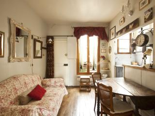 Romantic 1bdr in Montparnasse