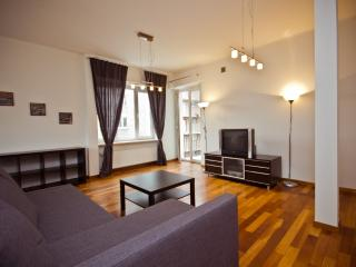 2 Bed. Apartment WIEJSKA, Warsaw
