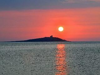 Possibilità di ammirare tramonti mozzafiato