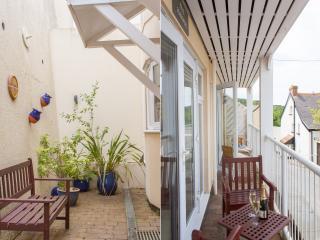 Schooners - Lovely Mortehoe apartment at Bluestone Point. Walk to Rockham Beach