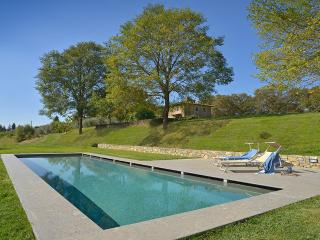 Rocchetto - villa with private pool near Lucignano