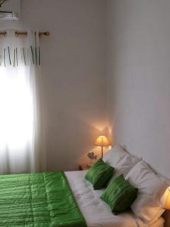 Beautiful bedrooms at Casa Limones…