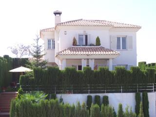 Chalet de lujo con piscina privada y WIFI