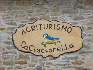 Agriturismo La Cinciarella, Montone